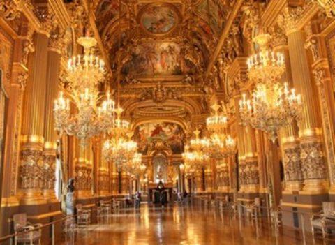 Journée à Paris Visite à l'Opéra Garnier & Musée du Parfum